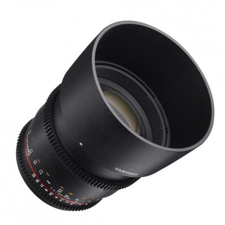 Samyang 85mm T1.5 VDSLR II Canon