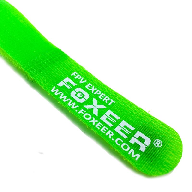 Sangle Foxeer anti-dérapante 22 cm couleur verte