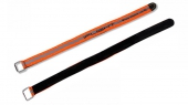 Sangles orange fluo pour batterie LiPo 15x250 mm - iFlight