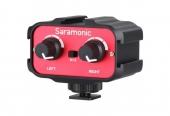 SARAMONIC SR-AX100 Interface Audio