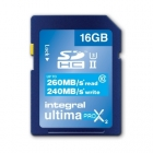 Carte SDHC UltimaPro X2 16GB