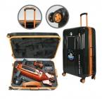 Seawolf Ocean Master -TTRobotics rangé dans une valise de transport avec accessoires