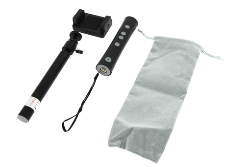 Selfie-stick Bluetooth avec Power Bank intégré - photo 2
