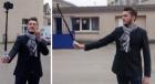 Selfie-stick Bluetooth avec Power Bank intégré