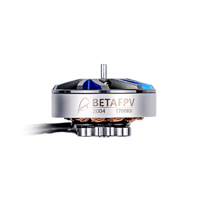 Set de 4 moteurs brushless 2004 1700Kv - BetaFPV