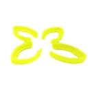 Set de 4 protections de bras pour le Minikeum jaune