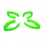 Set de 4 protections de bras pour le Minikeum vert