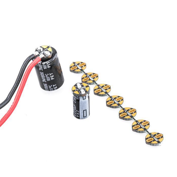 Set de 7 capuchons PCB pour condensateurs - Flywoo
