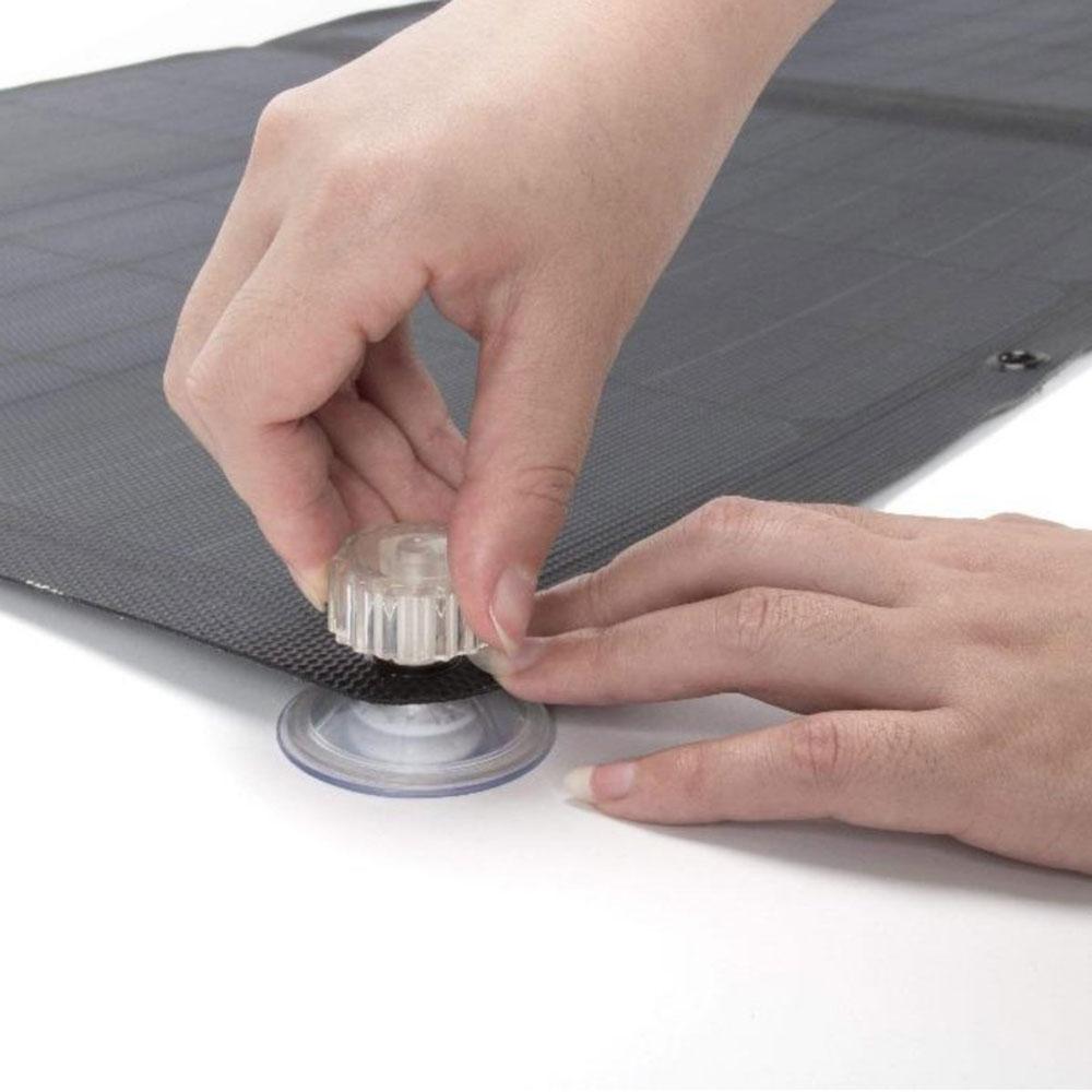 Set de 8 ventouses pour panneau solaire - EcoFlow