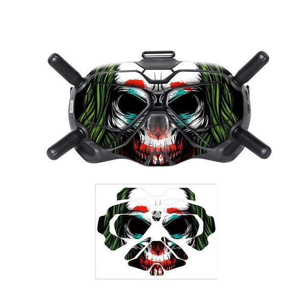 Set de stickers pour casque DJI FPV V2 - Sunnylife