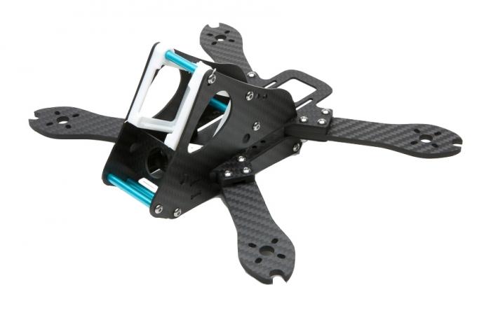 Shendrones Corgi 220 vue de biais
