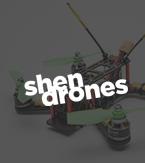 Découvrez les drones racer Shendrone chez studioSPORT.