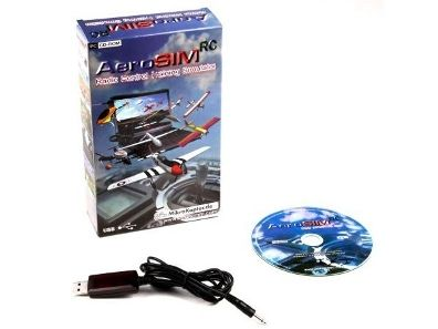 Simulateur AeroSimRC pour PC