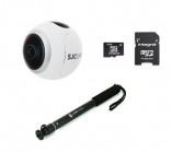 SJcam SJ360 & accessoires - Offre Noël