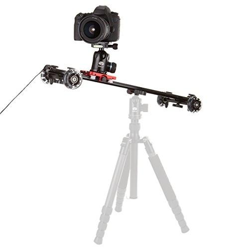 Slider Dolly SD-1 Mark II - Kamerar - monté sur trépied