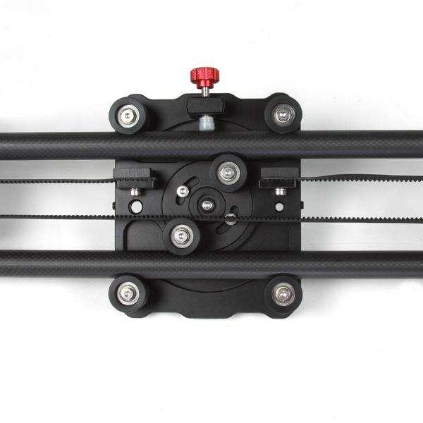 Slider Fluid Motion 80cm - Kamerar - mécanisme vu du dessus