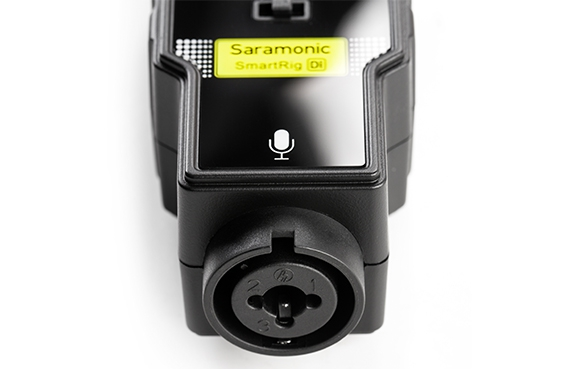 SmartRig Di Interface audio pour Smartphone - Saramonic