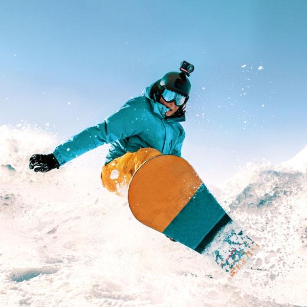 Snow Bundle pour caméras Insta360
