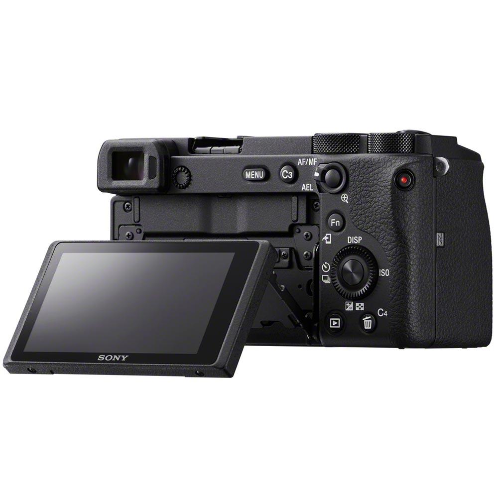 Sony Alpha 6600 + objectif SEL 16-55 mm f/2,8 G