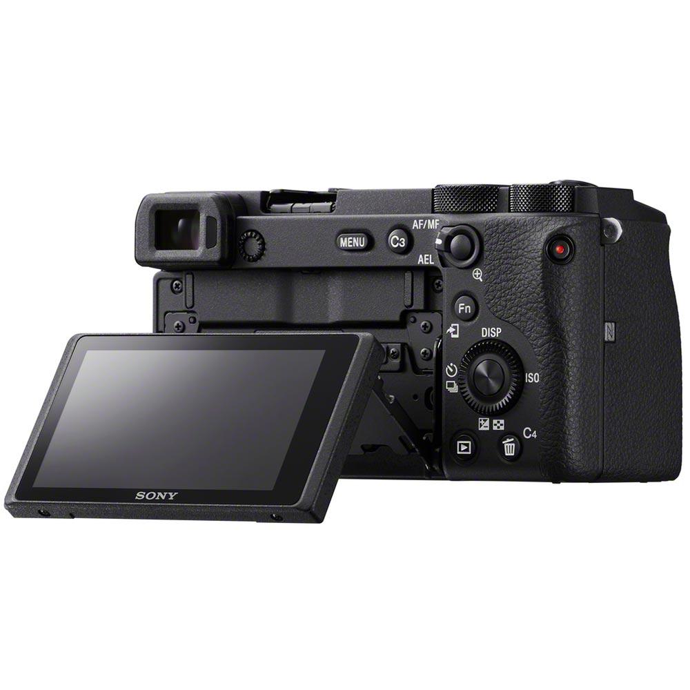 Sony Alpha 6600 Noir (boîtier nu)