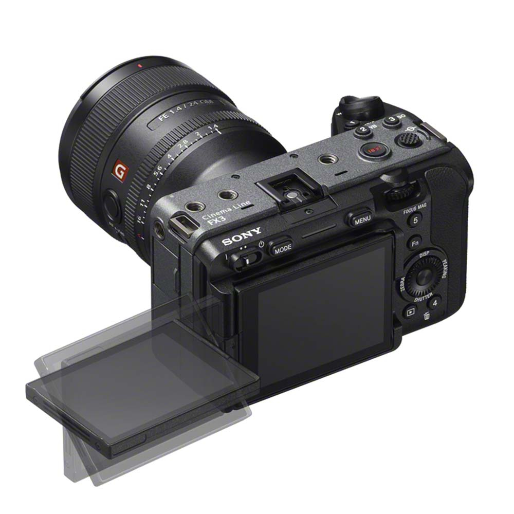 Sony Alpha FX3