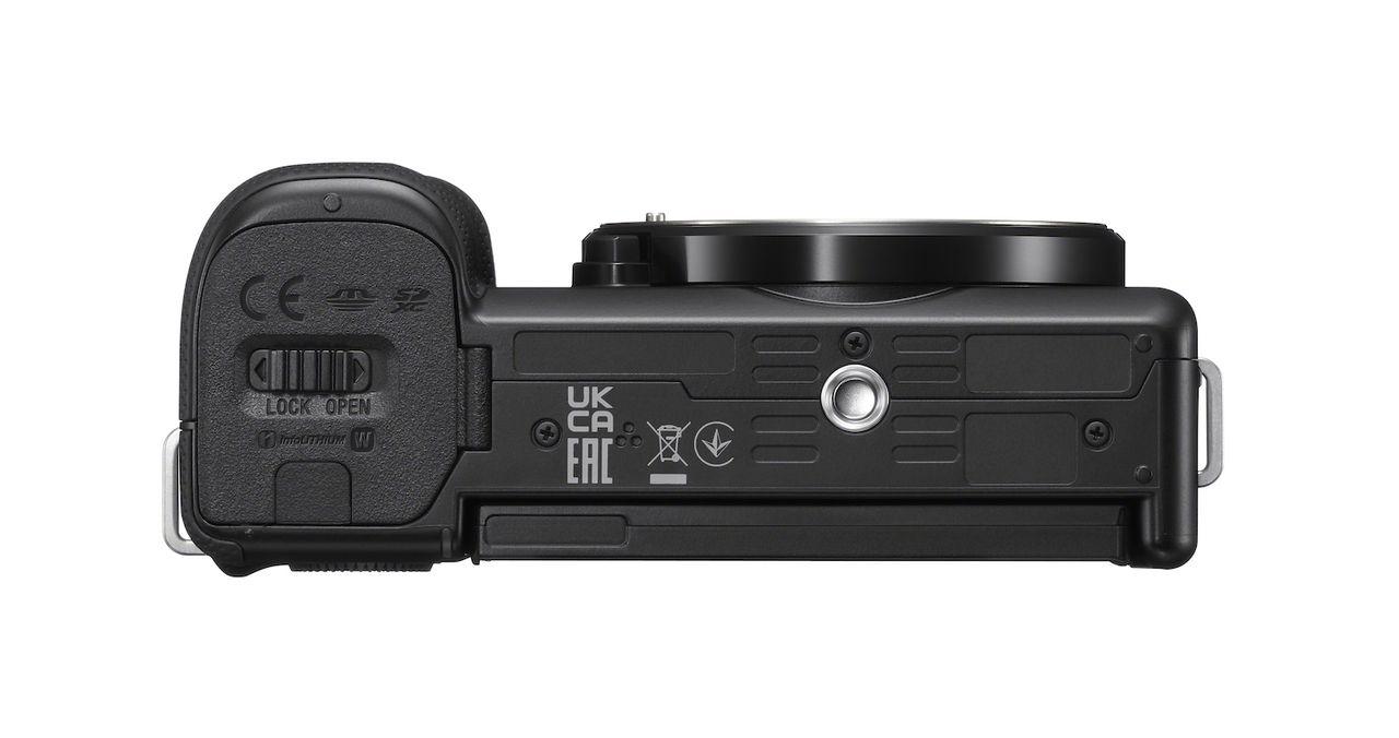 Sony ZV-E10 avec optique 16-50mm