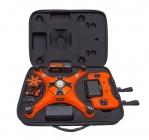 Sacoche du rangement avec le Splash Drone 3 Auto et ses accessoires rangés