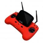 Radiocommande avec écran 5 pouces intégré du Splash Drone 3 Auto