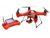 Splash Drone 3 Auto et radiocommande avec écran 5 pouces intégré