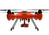 Splash Drone 3 Auto avec nacelle et caméra 4K - vue de face