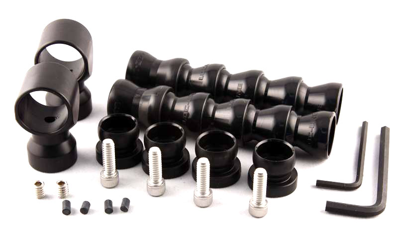 24 mm Light Mounts with Arms - SRP