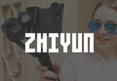 stabilisateur Zhiyun-tech logo<br />