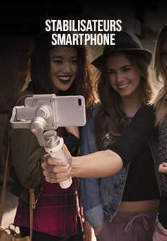 stabilisateurs pour smartphone