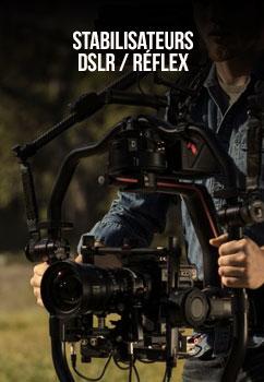 stabilisateurs reflex - dslr