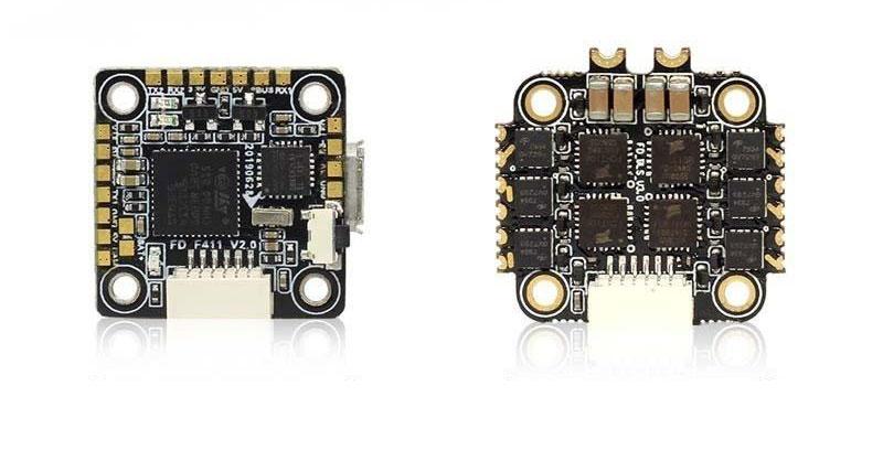 Stack FD413 F411 et ESC 4en1 13A - HGLRC