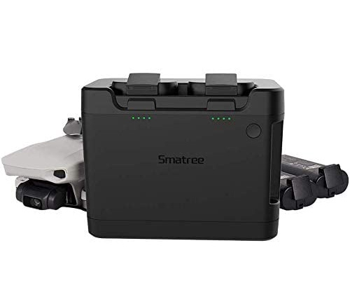 Station de charge autonome pour DJI Mavic Mini - Smatree