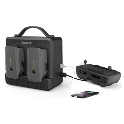 Station de charge autonome SP180 - Smatree