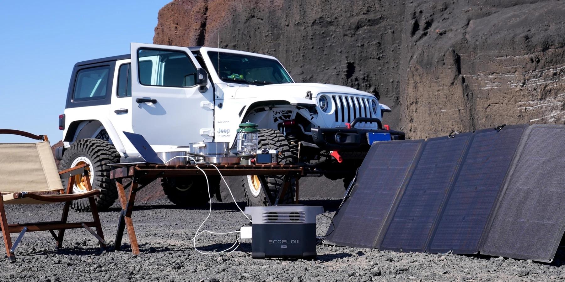 Station de charge Delta Mini - EcoFlow