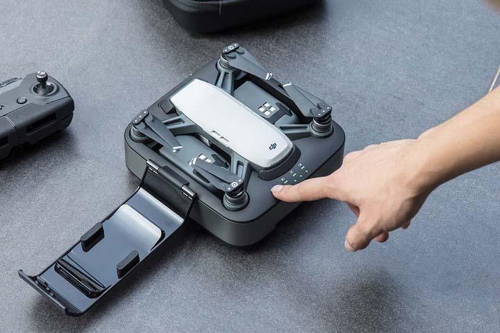 Station de charge portable pour DJI Spark