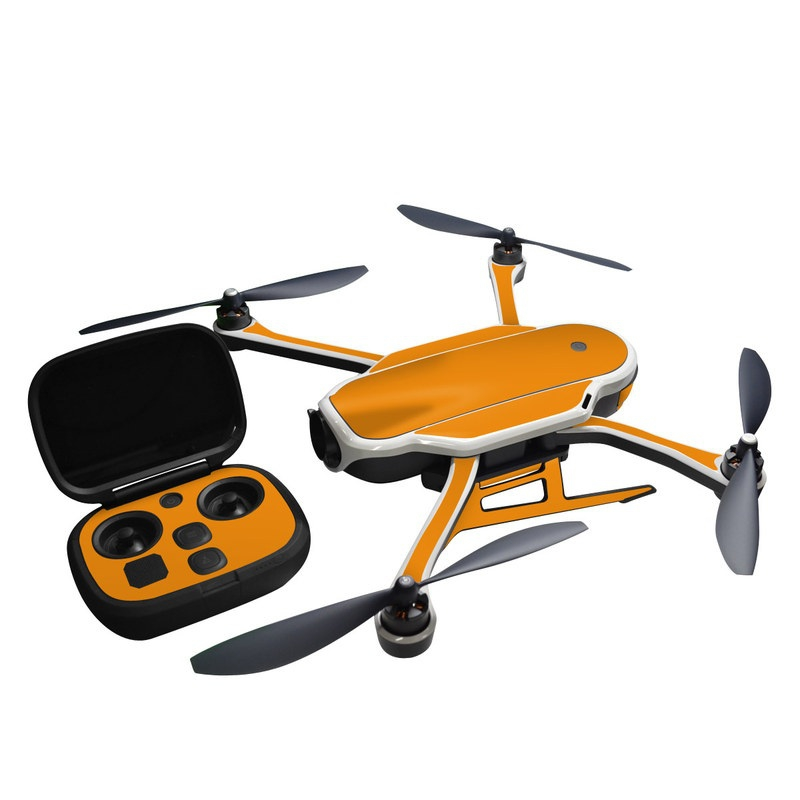 Stickers iStyles pour GoPro Karma Orange