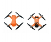 Stickers Kimura pour DJI Spark - orange