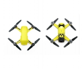 Stickers Kimura pour DJI Spark - jaune