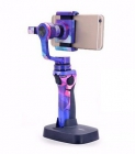 Stickers pour DJI Osmo Mobile - couleur Geometrical Purple