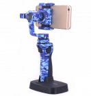 Stickers pour DJI Osmo Mobile - couleur Blue Camo