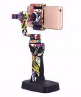 Stickers pour DJI Osmo Mobile - couleur Harcore Graph