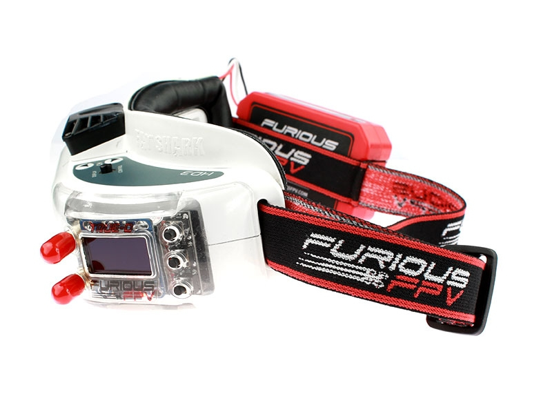 Strap pour lunettes FatShark Furious FPV