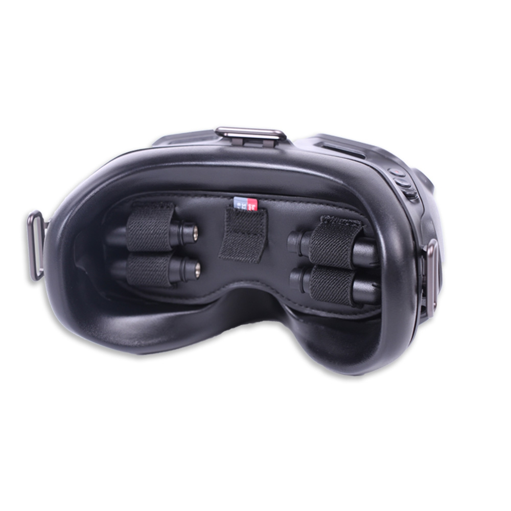 Sunnylife Lens Protector Multifunctional Protective Cover Dust-proof Shading Sunlight Hold Antennas for DJI FPV Goggles V2