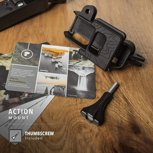 "Support ""Action\"" pour DJI Osmo Pocket - Polar Pro"