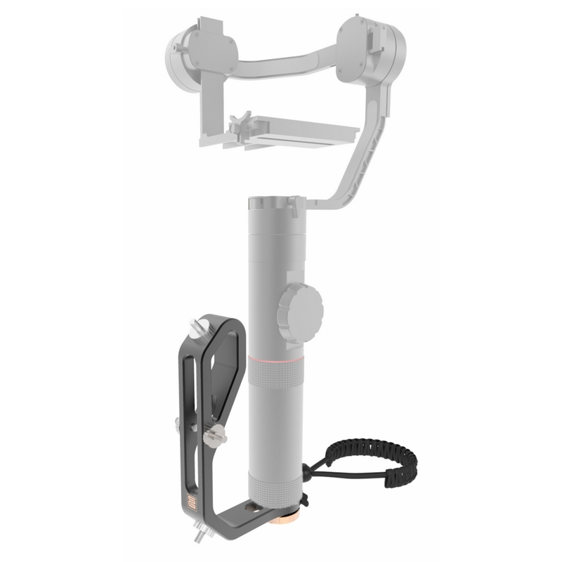Support accessoire pour stabilisateur sur Zhiyun Crane 2