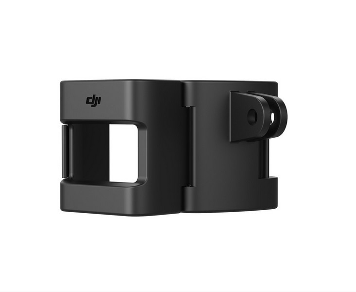 Support accessoires pour DJI Osmo Pocket ouvert